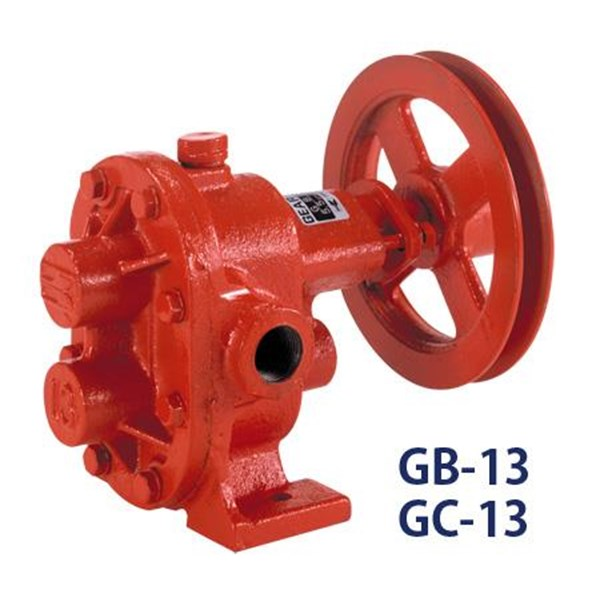 Gear Pump Koshin -  Gear Pump Koshin GB series - Gear Pump Koshin GC Series
