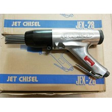Jarum Scaler Nitto - Jet Chisel Needle Scaler Nitto JEX-28 - Pneumatic Needle Scaler Nitto JEX-24 - Pneumatic Needle Scaler Nitto JEX-28 - Pneumatic Needle Scaler Nitto JEX 2800A