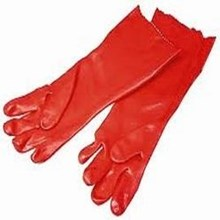 Sarung Tangan Safety - Sarung Tangan Karet.