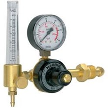 Regulator Gas - Harris - Harris 801D-F - Regulator Gas Argon - Regulator Gas Co2
