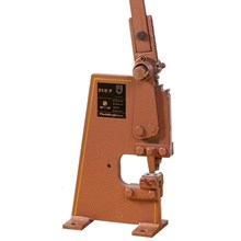 Hydraulic Puncher Peddinghaus...Peddinghaus Hand Lever Punching Machine