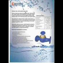 Water Meter - Bestini - Water Meter Bestini 50mm - 300mm