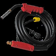 Mesin Las Panasonic - Stang Las CO2 Panasonic - MIG Welding Torch - Welding Torch Spare Part - Nozzle Welding Torch - Contactip Welding Torch - Alumina Welding Torch