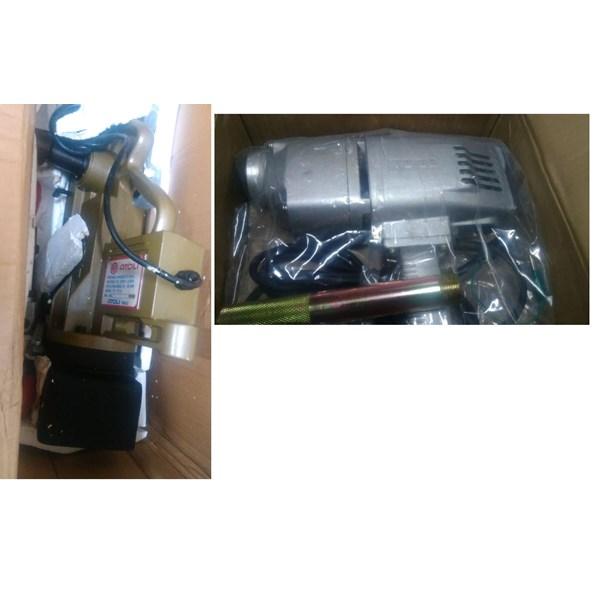 Mesin Bor Magnet Atoli - Mesin Bor Magnet Atoli TC-10S+TC-25