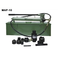Hydraulic Puncher OPT -  Hydraulic Puncher OPT MAP-10