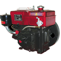 Jual Genset Dongfeng R 175 A -  Engine Dongfeng R 175 A - Dongfeng Diesel Engine R 175 A