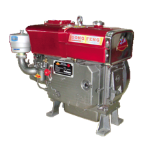 Genset Dongfeng S 195 - Engine Dongfeng S 195 - Dongfeng Diesel Engine S 195