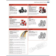 Selang Hidrolik CEJN  -  Ultra High Pressure Hydraulic Hose CEJN 1500bar - High Pressure Hose CEJN 2500bar.
