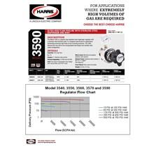 Regulator Gas  Regulator Gas Harris 3590