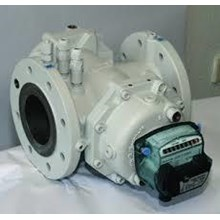 Alat Ukur Tekanan Gas - Itron - Flow Meter Gas Itron - Gas Flow Meter Itron