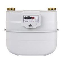 Flow Meter Gas Itron ...Gas Flow Meter Itron