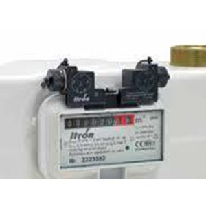 From Gas Flow Meter Itron and Water Meter Itron 2