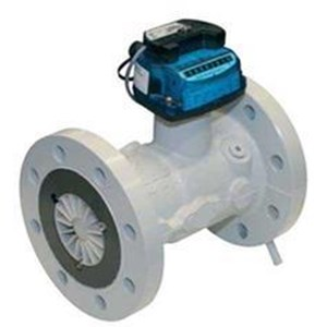From Gas Flow Meter Itron and Water Meter Itron 0