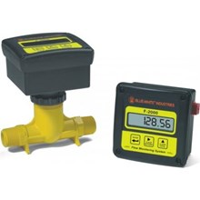 Flow Meter F2000 Blue White > F2000 Flow Meter Blue White