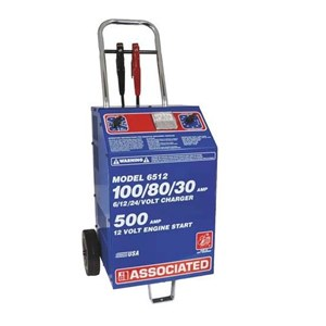 Charger Baterai - Battery Charger Model 6512