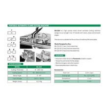 Mesin Potong Besi Kobewel - Automatic Gas Cutting Machine Kobewel