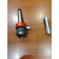Spare part Mesin Bor . Arbor Magnetic Drill . Tool Holder Magnetic Drill  1