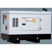 Jual Genset Silent - Yanmar - Genset Silent Yanmar - Diesel Generator Yanmar - Silent Diesel Generator Anmar
