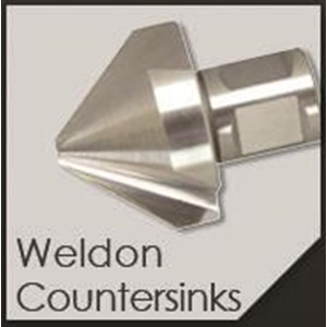 Mata Bor . HSS Countersink Weldon 40mm