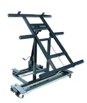Jual Control Panel Mounting Table Amt 150 Alfra Harga