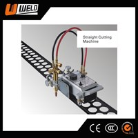 Mesin Pemotong . 1.8 Meter Rail Cutting Machine