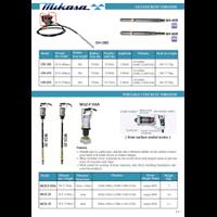 Jual Vibrator Beton - MIKASA - Electric Concrete Vibrator Mikasa - Concrete Vibrator Mikasa . Concrete Vibrator Mikasa  2