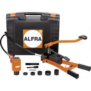 Hydraulic Puncher Foot Pump ALfra AEP-1