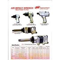 Jual Mesin Pembuka Baut - Ingersoll Rand - Air Impact Wrench CP-734H - Impact Wrench KL-1450 - Impact Wrench CP-7780-6 - Impact Wrench IR-2190-Ti-6 - Impact Wrench KL- 36-6