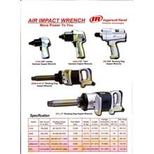 Mesin Pembuka Baut - Ingersoll Rand - Air Impact Wrench CP-734H - Impact Wrench KL-1450 - Impact Wrench CP-7780-6 - Impact Wrench IR-2190-Ti-6 - Impact Wrench KL- 36-6