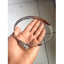 Klem Selang Stainless . Hose Clamp Stainless steel
