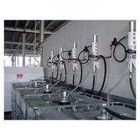 Grease Pump Samoa - Air Pneumatic Grease dan Oil Pump SAMOA 1