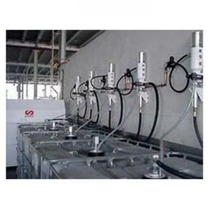 Grease Pump Samoa - Air Pneumatic Grease dan Oil Pump SAMOA