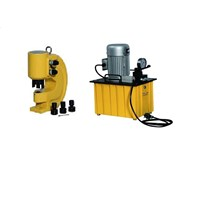 Hydraulic Puncher OPM-80 WEKA - Electric Hydraulic Puncher  Weka OPM-80 1