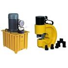 Hydraulic Puncher WEKA OPM-70 - Hydraulic Busbar Punching WEKA OPM-70 - Electric Hydraulic Busbar Puncher WEKA  1