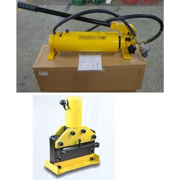 Mein Potong Plat WEKA - Hydraulic Busbar Cutter WEKA