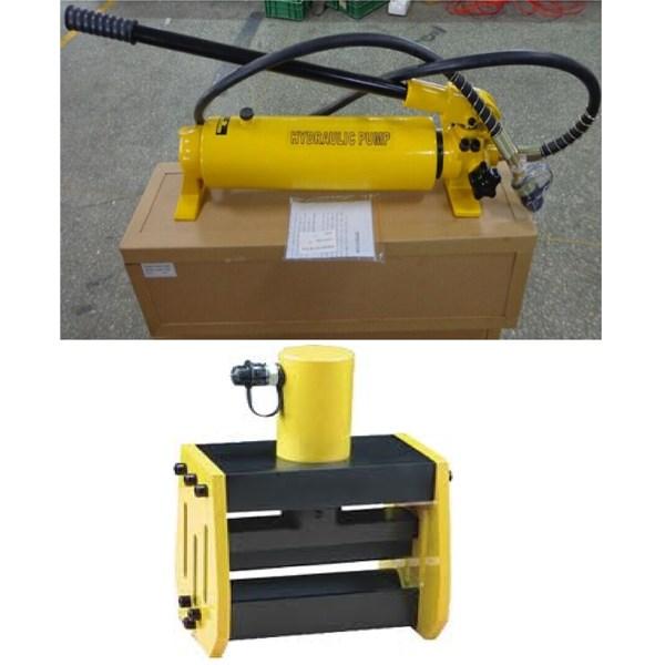 Mesin Tekuk Plat - Hydraulic Busbar Bending - Hydraulic Busbar Bender WEKA OPM-200W - Hydraulic Busbar Bender WEKA OPM-150W
