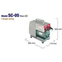 Jual Pompa Hidrolik Nitto  - Portable Hydraulic Pump NITTO SC-05 2