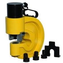 Hydraulic Puncher WEKA - WEKA Hydraulic Busbar Puncher - Hydraulic Busbar Punching Weka