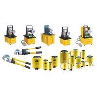 Hidrolik  - WEKA - Hydraulic Tools - Hydraulic Puncher - Hydraulic Cylinder Jack - Hydraulic Crimping Tools -  Hydraulic Busbar Bending - Hydraulic Busbar Puncher - Hydraulic Busbar Cutting