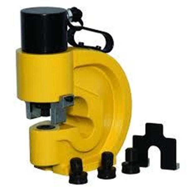 Hydraulic Puncher - Hydraulic Puncher WEKA - Hydraulic Puncher OPM-60 - Hydraulic Busbar Punching WEKA OPM-60 - Mesin Plong WEKA OPM-60 - WEKA Hydraulic Puncher OPM-60