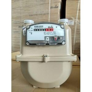 Alat Ukur Tekanan Gas - ITRON - Gas Meter Itron  - Flow Meter Gas Itron