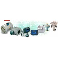 Alat Ukur Tekanan Gas - Itron - Gas Meter Itron - Itron Turbine Meters 1