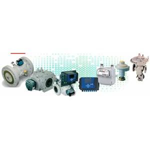 Alat Ukur Tekanan Gas - Itron - Gas Meter Itron - Itron Turbine Meters