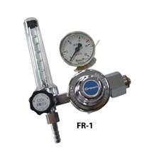 Flow Meter Regulator Gas CROWN YUTAKA