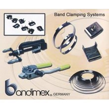 Selang Hidrolik - BAND-IT - BAND-IT TOOLS - BAND-IT Bandimex Hose Clamp - Hose Clamp Bandimex