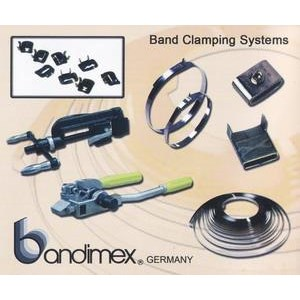 Clamp Hose BAND-IT - BAND-IT TOOLS - BAND-IT Bandimex Hose Clamp - Hose Clamp Bandimex