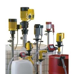 Pompa Minyak FLUX - Barrel Pump FLUX - Electric Oil Barrel Pump FLUX