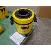 Hidrolik Jack Weka -  Hidrolik Cylinder Jack WEKA - Hydraulic Cylinder Jack - WEKA Hydraulic Cylinder Hollow Plunger Murah 5