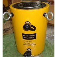 Jual  Hidrolik Jack Weka -  Hidrolik Cylinder Jack WEKA - Hydraulic Cylinder Jack - WEKA Hydraulic Cylinder Hollow Plunger 2