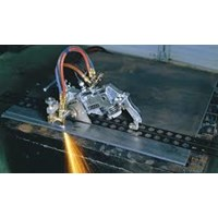 Mesin Pemotong - KOIKE BEAVER - Mesin Potong Plate KOIKE BEAVER - KOIKE BEAVER GAS CUTTING MACHINE - Rel Gas Cutting Koike Beaver